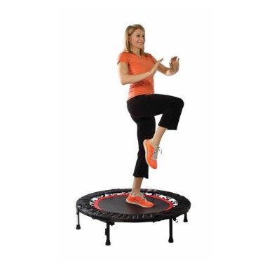 Urban Rebounder Folding Trampoline Workout System at Sears.com