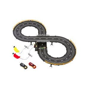 ABC Toys Fast Lane Speedy Racer Slot Car Track Set at Sears.com