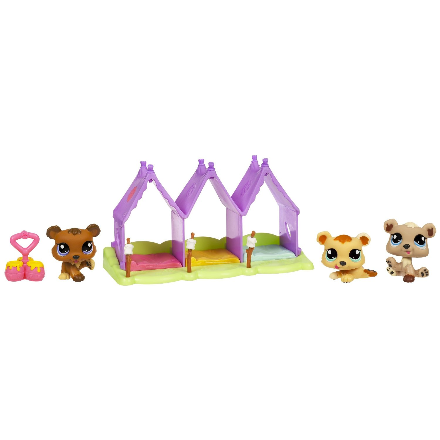 Littlest Pet Shop Pet Triplets - Bears at Sears.com