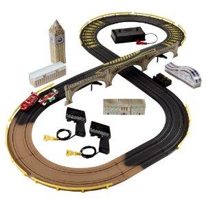 Mattel Cars 2 R/C London City Raceway Slot Car Racing Set at Sears.com