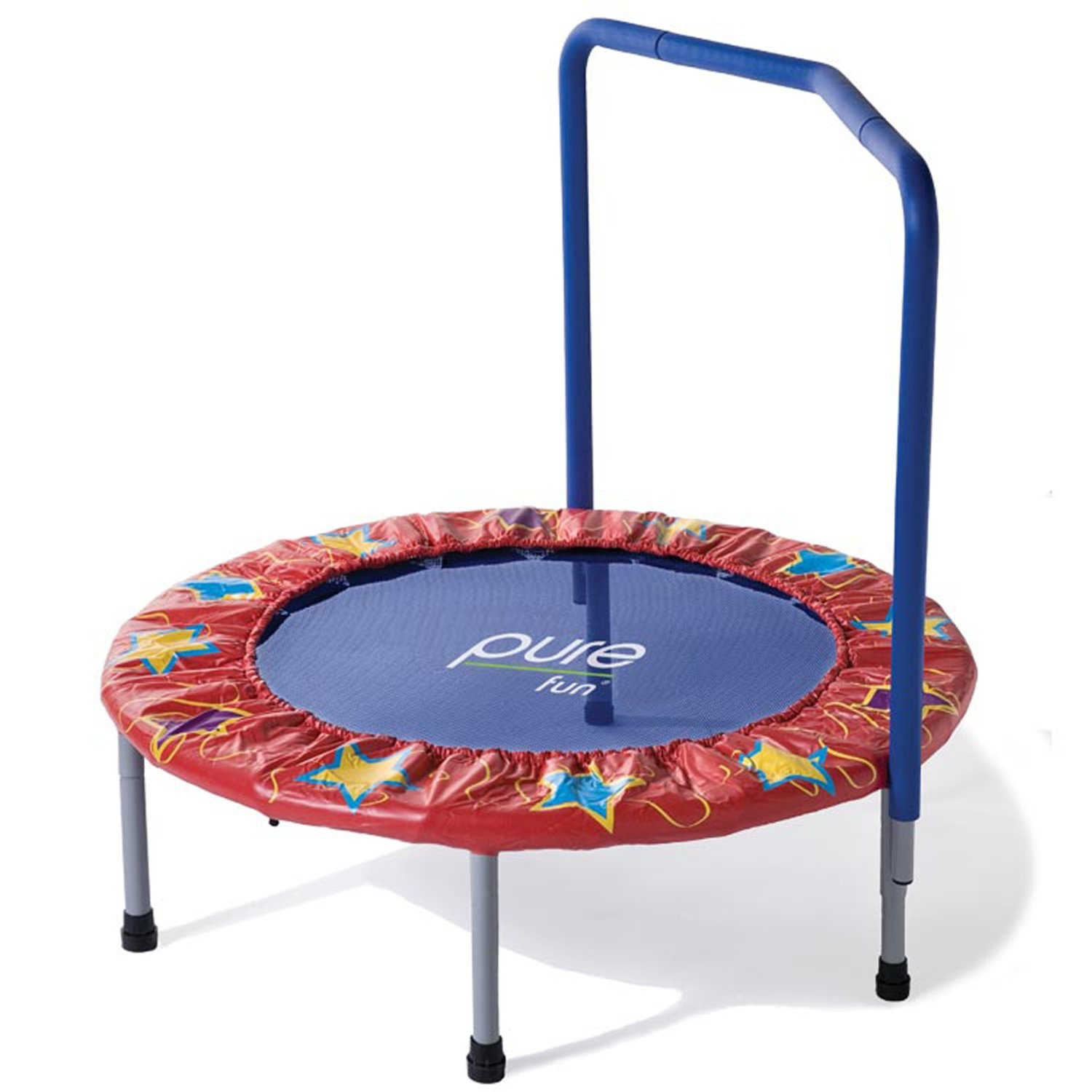 Pure Global Brands Pure Fun Kids Mini Trampoline (Multicolored, 36-Inch) at Sears.com