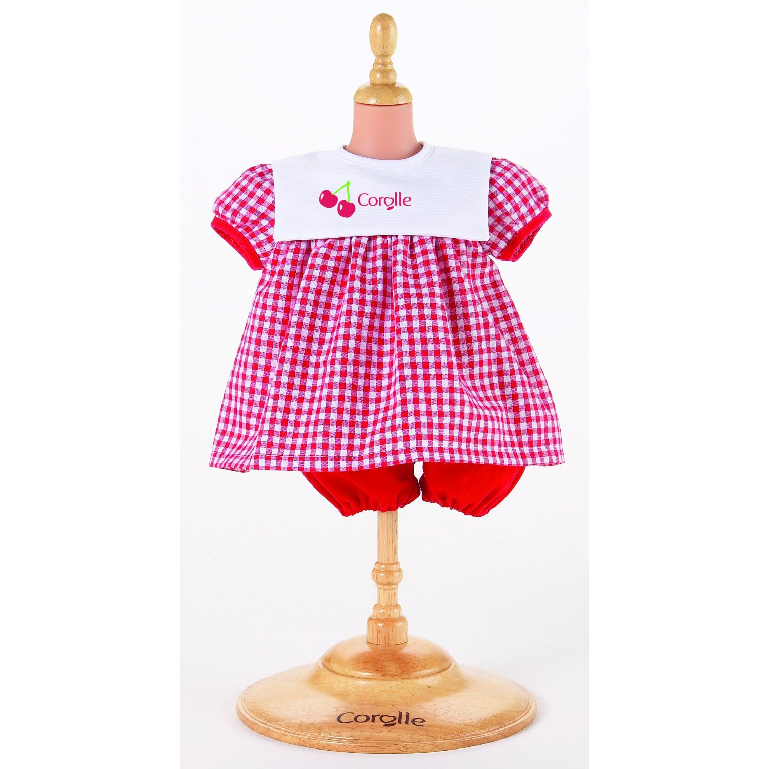 "Corolle Mon Premier 12"" Doll Fashions (Red Dress Set) at Sears.com"