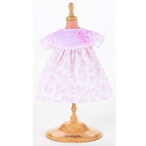 "Corolle Mon Premier 12"" Doll Fashions (Pink Flowered Dress) at Sears.com"