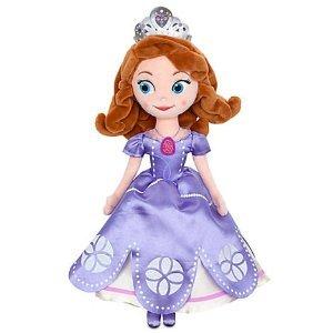 "Disney Sofia Plush - 13"" : Sofia the First: Once Upon a Princess at Sears.com"