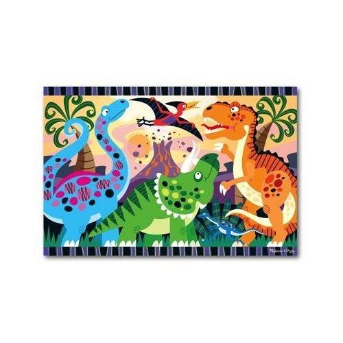 Melissa & Doug Dinosaur Dawn Floor Puzzle at Sears.com